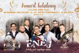 Kielce Wydarzenie Koncert Enej - Kolędy pod wspólnym niebem