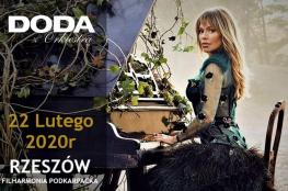 Rzeszów Wydarzenie Koncert Doda z Orkiestrą