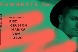 Rzeszów Wydarzenie Koncert Pawbeats Live