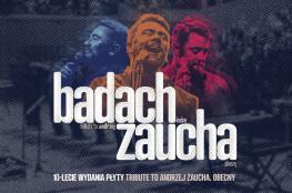 Rzeszów Wydarzenie Koncert Kuba Badach - Tribute to Andrzej Zaucha