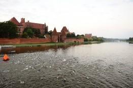 Malbork Wydarzenie Wieloboje Castle Triathlon Malbork 2019