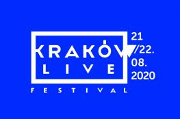 Kraków Wydarzenie Festiwal Kraków Live Festival 2020