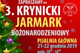 Krynica-Zdrój Wydarzenie Kiermasz 3. Krynicki Jarmark Bożonarodzeniowy