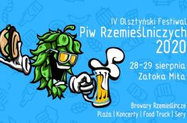 Olsztyn Wydarzenie Festiwal IV Olsztyński Festiwal Piw Rzemieślniczych
