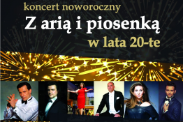 Krynica-Zdrój Wydarzenie Kulturalne Koncert Noworoczny. Z arią i piosenką w lata 20-te