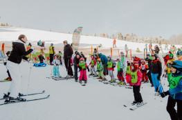 Krynica-Zdrój Wydarzenie Impreza zimowa Start do nart z Radiem Zet w Słotwiny Arena