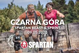 Sienna Wydarzenie Bieg SPARTAN RACE: Czarna Góra Spartan Beast & Sprint