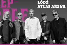 Łódź Wydarzenie Koncert  Deep Purple