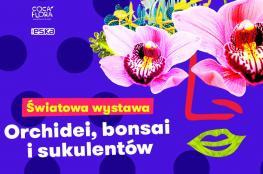 Szczecin Wydarzenie Wystawa Światowa Wystawa Orchidei, Bonsai i Sukulentów