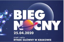 Kraków Wydarzenie Bieg Bieg Nocny na 10 km
