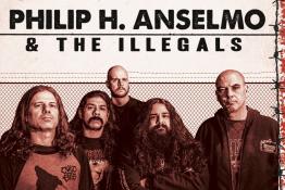 Kraków Wydarzenie Koncert Philip H Anselmo and The Illegals