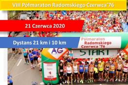 Radom Wydarzenie Bieg VIII Półmaraton Radomskiego Czerwca '76