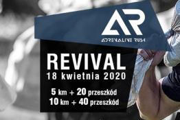 Płock Wydarzenie Bieg Adrenaline Rush OCR 2020 - Revival