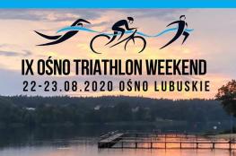 Ośno Lubuskie Wydarzenie Triathlon IX Ośno Triathlon Weekend