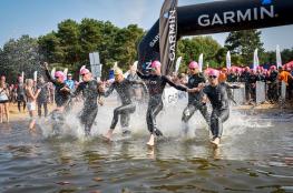 Białobrzegi Wydarzenie Triathlon Garmin Iron Triathlon Nieporęt 2020