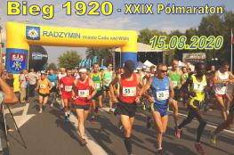 Radzymin Wydarzenie Bieg 29 bieg 1920 (Półmaraton Uliczny Cud nad Wisłą)