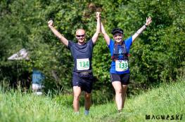 Krempna Wydarzenie Bieg VI Ultramaraton Magurski