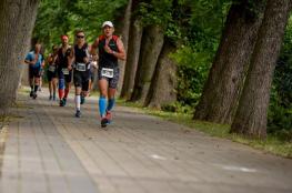 Chodzież Wydarzenie Triathlon Garmin Iron Triathlon Chodzież 2020