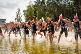 Białystok Wydarzenie Triathlon ETS Białystok 2020 Mistrzostwa Polski