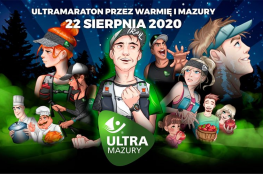 Stare Jabłonki Wydarzenie Bieg ULTRA Mazury 2020
