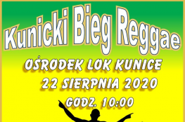 Kunice Wydarzenie Bieg Kunicki Bieg Reggae 2020