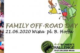 Wisła Wydarzenie Rajd samochodowy Family Off-Road Day 2020 Wisła