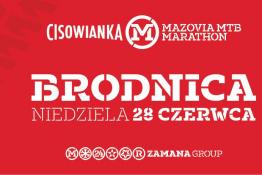 Brodnica Wydarzenie Zawody rowerowe Brodnica Cisowianka Mazovia MTB Marathon