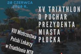 Płock Wydarzenie Triathlon XV Triathlon o Puchar Prezydenta Miasta Płocka