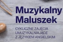 Gdańsk Wydarzenie Kulturalne Muzykalny Maluszek