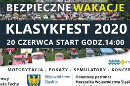 Tychy Wydarzenie Motoryzacyjne Klasyk Fest 2020
