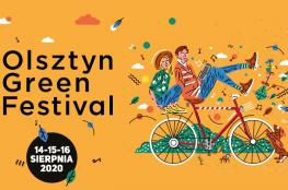 Olsztyn Wydarzenie Festiwal Olsztyn Green Festival 2020