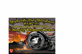 Myszków Wydarzenie zlot motocyklowy VIII Skalny Zlot Motocyklowy w Myszkowie