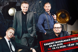 Bródno Wydarzenie Kabaret Kabaret Moralnego Niepokoju