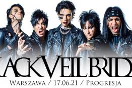 Warszawa Wydarzenie Koncert Black Veil Brides