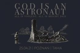 Poznań Wydarzenie Koncert God Is An Astronaut
