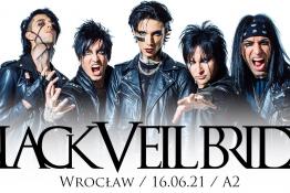 Wrocław Wydarzenie Koncert Black Veil Brides