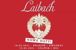 Kraków Wydarzenie Koncert Laibach