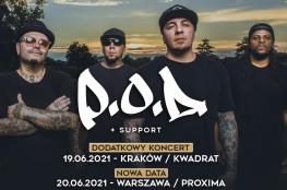 Warszawa Wydarzenie Koncert POD
