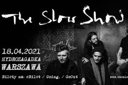 Warszawa Wydarzenie Koncert The Slow Show