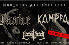Kraków Wydarzenie Koncert Taake, Kampfar + Necrowretch