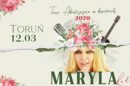 Toruń Wydarzenie Koncert Maryla Rodowicz