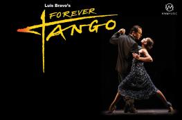 Warszawa Wydarzenie Taniec Luis Bravo's Forever Tango