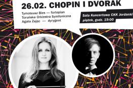 Toruń Wydarzenie Koncert Chopin i Dvořák
