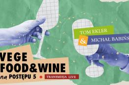 Wydarzenie Warsztaty kulinarne Vege food & wine #live