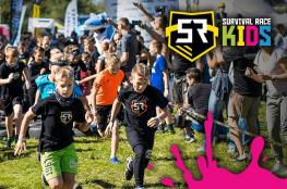 Kołobrzeg Wydarzenie Bieg Survival Race Kids