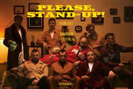 Białystok Wydarzenie Stand-up Please, Stand - up