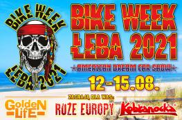 Łeba Wydarzenie Zlot Bike Week Łeba 2021