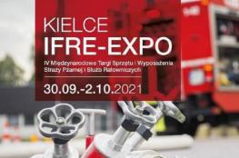 Kielce Wydarzenie Targi Targi Sprzętu i Wyposażenia Straży Pożarnej