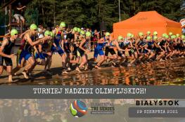 Białystok Wydarzenie Triathlon Elemental Tri Series Białystok 2021