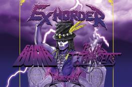 Wrocław Wydarzenie Koncert Storms Hide The Ground European Tour 2021 Exhorder